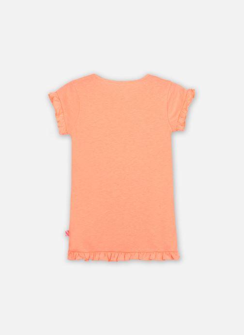 Vêtements Billieblush U12553 Orange vue portées chaussures