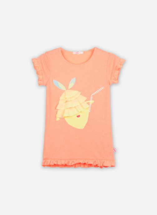 Vêtements Billieblush U12553 Orange vue détail/paire