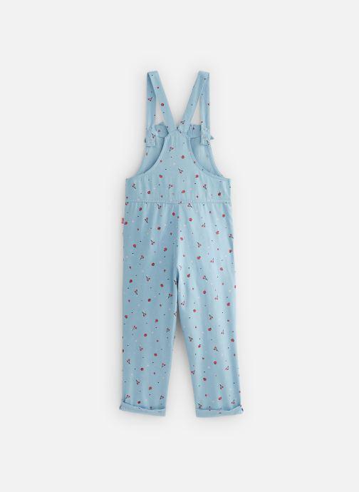 Vêtements Billieblush U14358 Bleu vue bas / vue portée sac