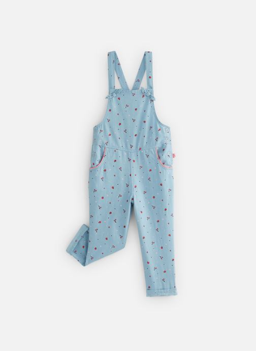 Vêtements Billieblush U14358 Bleu vue détail/paire