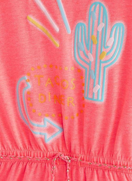 Vêtements Billieblush U14357 Rose vue portées chaussures