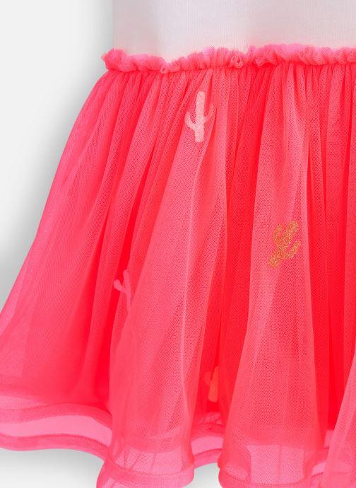 Vêtements Billieblush U12554 Rose vue portées chaussures