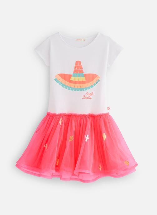 Vêtements Billieblush U12554 Rose vue détail/paire