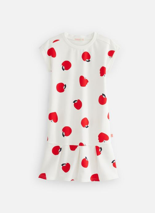 Vêtements Billieblush U12549 Blanc vue détail/paire