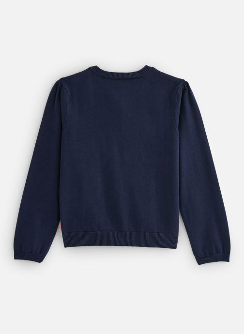 Vêtements Billieblush U15P03 Bleu vue bas / vue portée sac