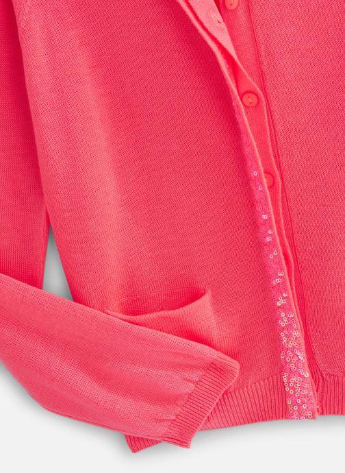 Vêtements Billieblush U15P04 Rose vue portées chaussures