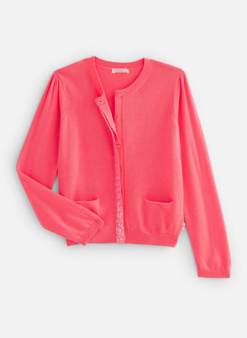 Vêtements Billieblush U15P04 Rose vue détail/paire