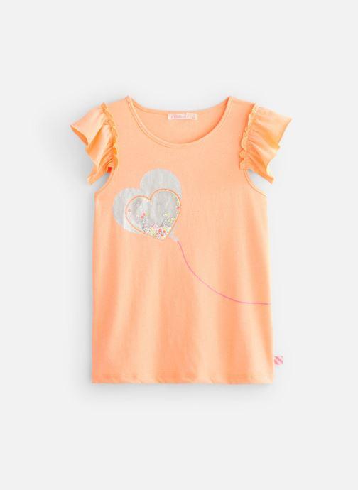 Vêtements Billieblush U15710 Orange vue détail/paire