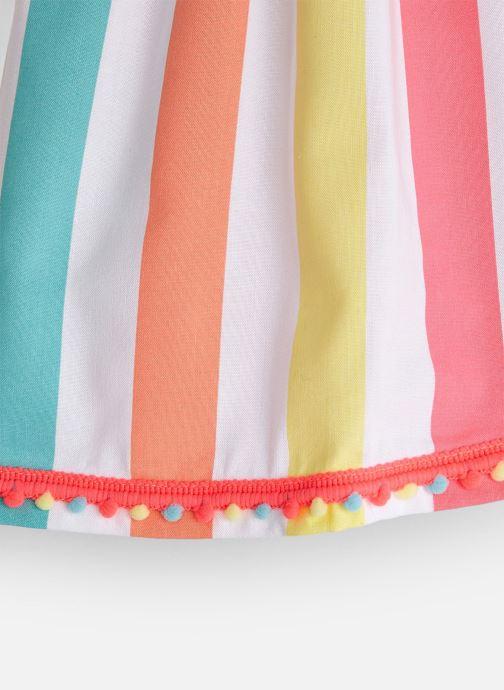 Vêtements Billieblush U13246 Multicolore vue portées chaussures