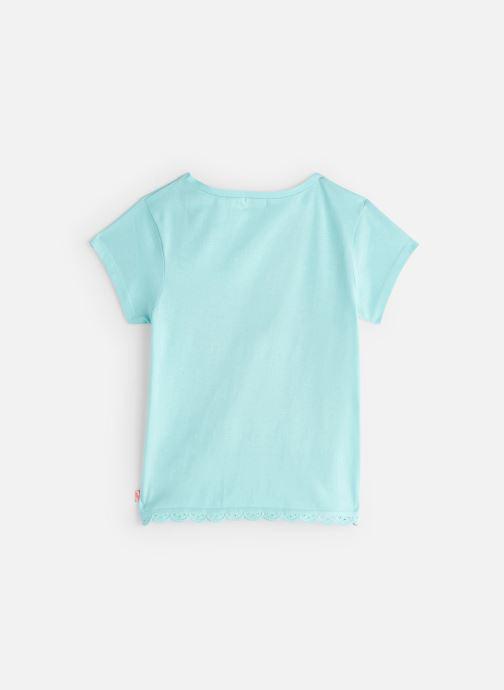 Vêtements Billieblush U15724 Bleu vue bas / vue portée sac