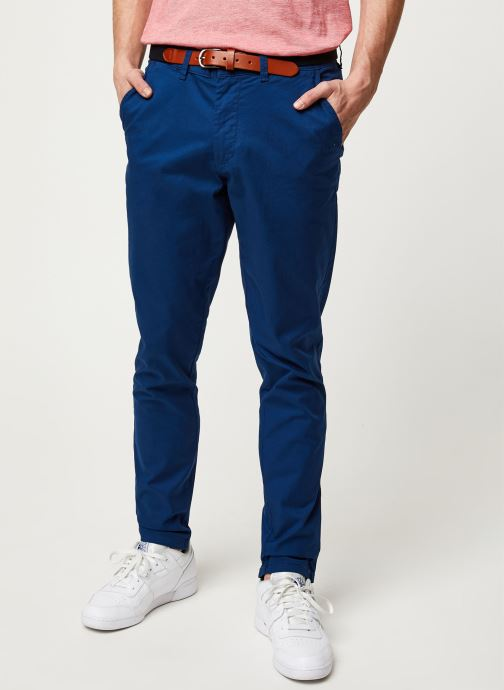 Pantalon slim - Slhslim Yard Pants