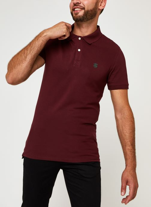 Polo - Slharo SS Embroidery Polo