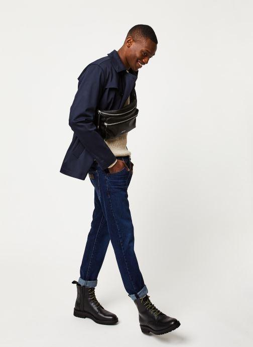 Vêtements Selected Homme Slhken Trench Coat Bleu vue bas / vue portée sac