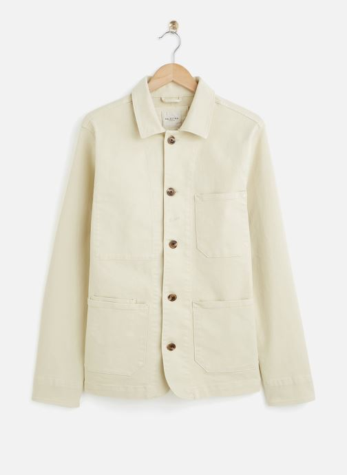Vêtements Accessoires Slhjackson Cotton Jacket