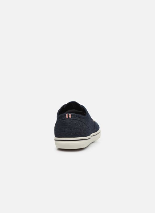 Trainers Jack & Jones JFWHeath Denim Blue view from the right