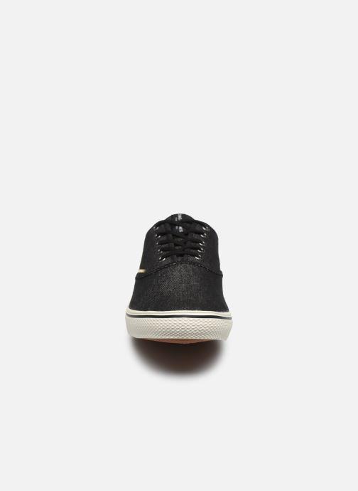 Sneaker Jack & Jones JFWHeath Denim grau schuhe getragen