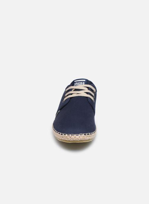 Baskets Jack & Jones JFWJinko Bleu vue portées chaussures
