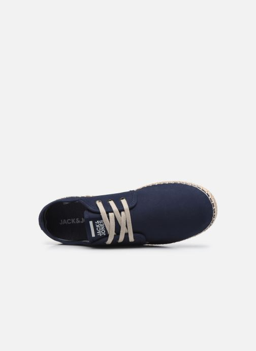 Sneakers Jack & Jones JFWJinko Azzurro immagine sinistra