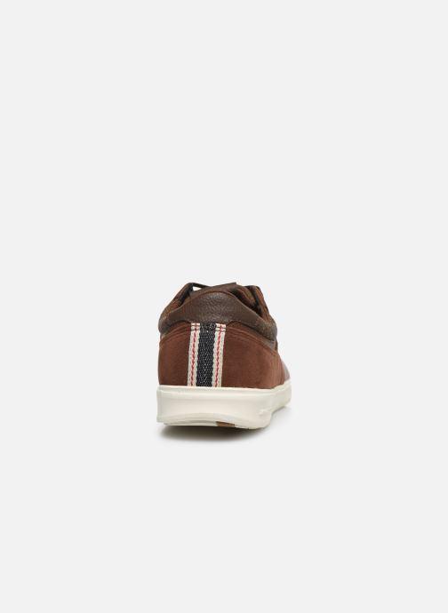 Sneakers Jack & Jones Jfwspencer Combo Marrone immagine destra