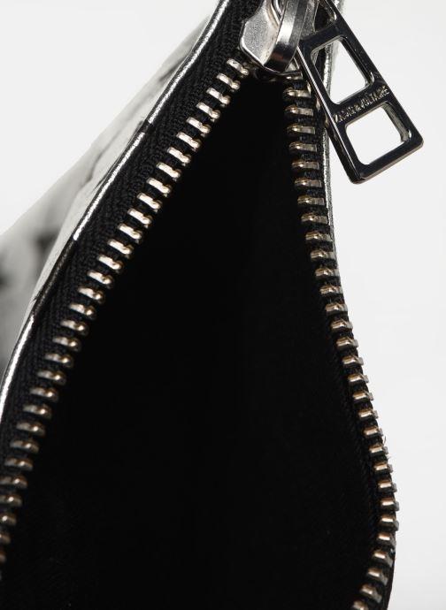 Pochette Zadig & Voltaire Rock Nano Stars Argento immagine posteriore