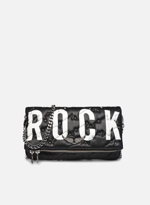 Sacs à main Zadig & Voltaire Rock ZV Quilted Noir vue détail/paire