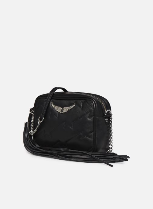 Handtassen Zadig & Voltaire XS Boxy ZV Quil Zwart model