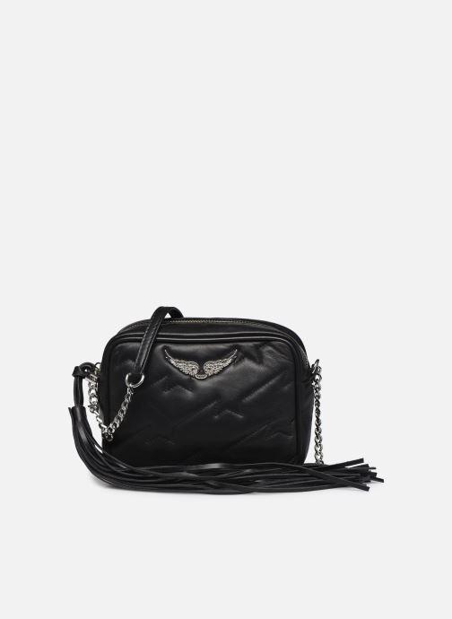 Handtassen Zadig & Voltaire XS Boxy ZV Quil Zwart detail