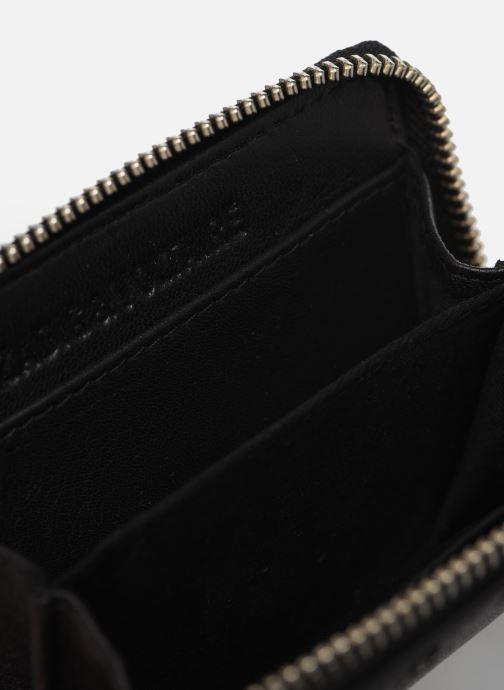 Petite Maroquinerie Zadig & Voltaire Mini ZV - ZV QU Noir vue derrière