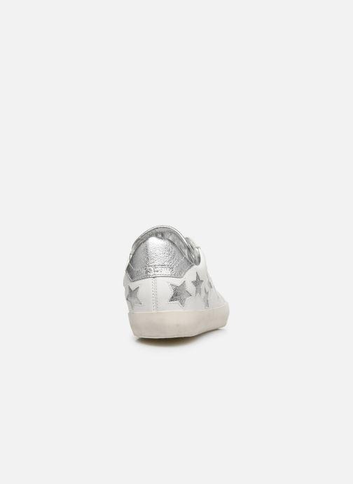 Sneakers Zadig & Voltaire Zadig Used Bianco immagine destra