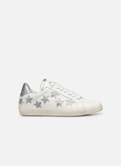Sneakers Zadig & Voltaire Zadig Used Bianco immagine posteriore