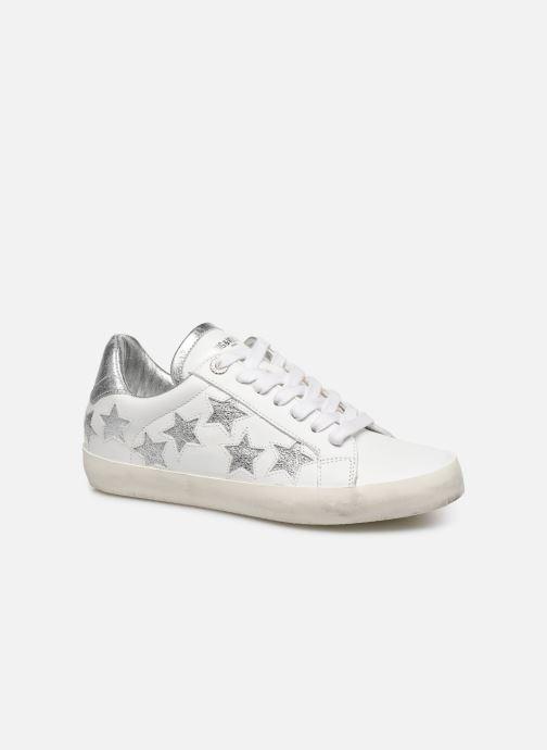 Sneakers Zadig & Voltaire Zadig Used Bianco vedi dettaglio/paio