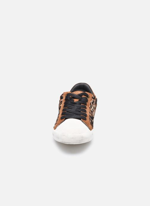 Baskets Zadig & Voltaire Zadig Used Multicolore vue portées chaussures