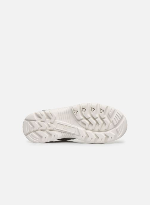 Sneakers Zadig & Voltaire Blaze Smooth Ca Argento immagine dall'alto