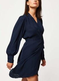 Robe mini - Alva Ls Wrap Dress Noos