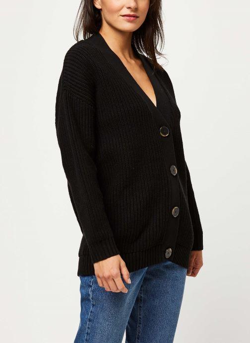Gilet - Bailey Ls Knit Button Cardigan Noos