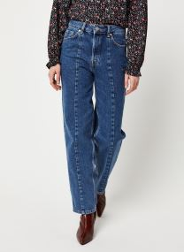 Jean large - Kate Hw Straight Aim Blu Cut/s Jean W