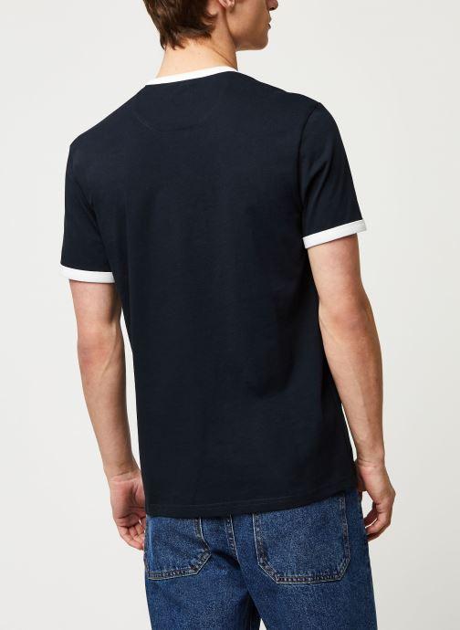 Farah Groves Ringer Tee-shirt (zwart) - Kleding(423103)