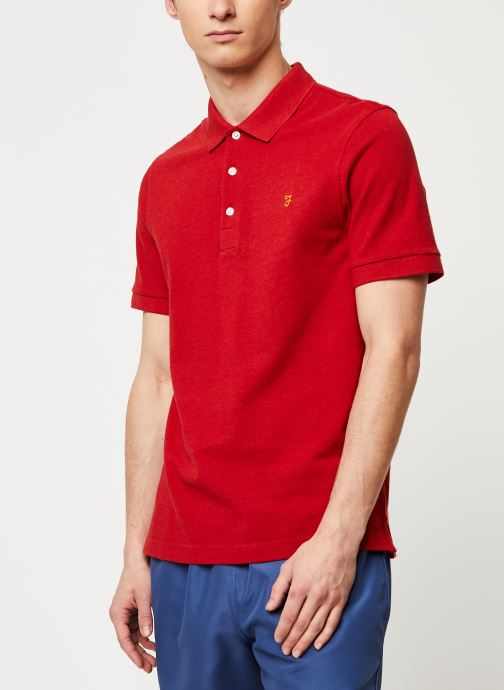 Vêtements Accessoires Blanes Polo