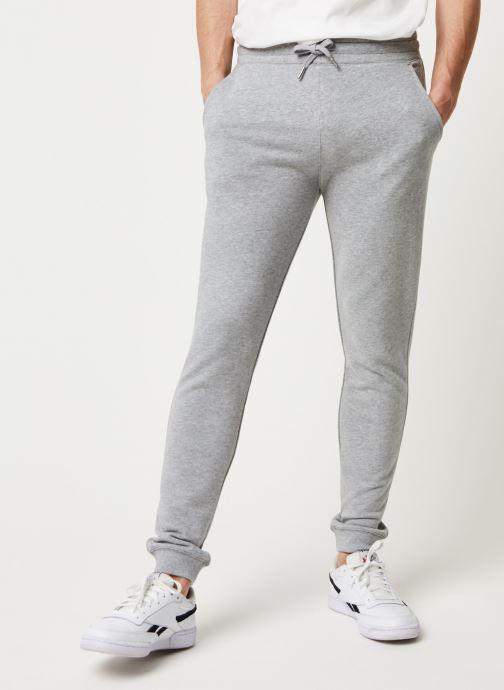 Vêtements Farah Shalden Loopback Jogger Gris vue détail/paire