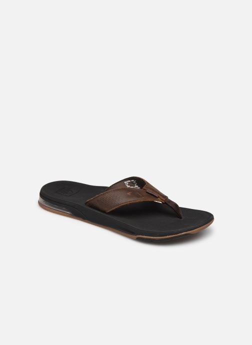 Chanclas Hombre Leather Fanning Low