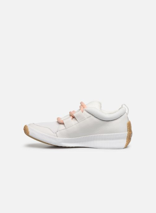 Sneakers Sorel Out N About Plus Street Sneak Bianco immagine frontale
