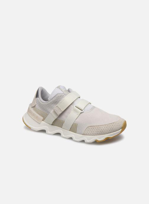 Sneaker Sorel Kinetic Lite Strap weiß detaillierte ansicht/modell