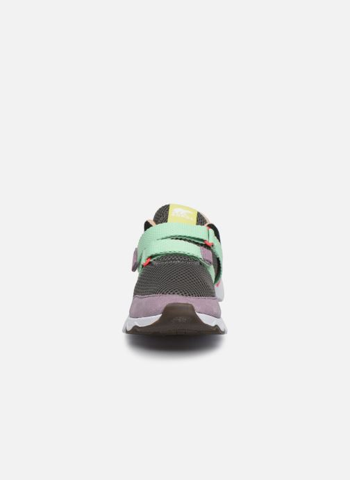 Sneakers Sorel Kinetic Lite Strap Multicolore modello indossato