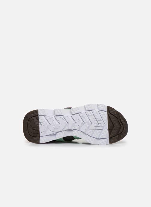 Sneakers Sorel Kinetic Lite Strap Multicolore immagine dall'alto