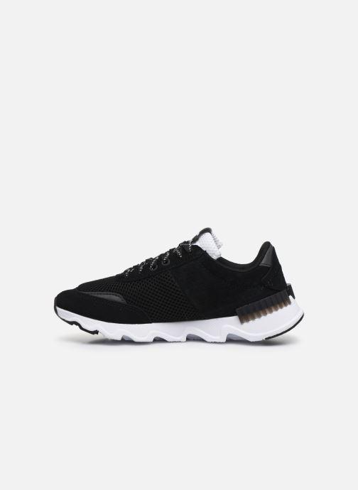 Sneaker Sorel Kinetic Lite Lace schwarz ansicht von vorne