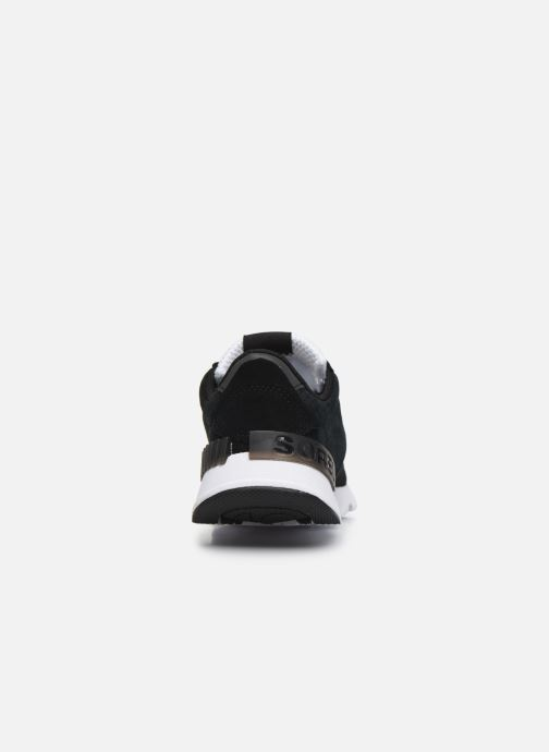 Sneaker Sorel Kinetic Lite Lace schwarz ansicht von rechts