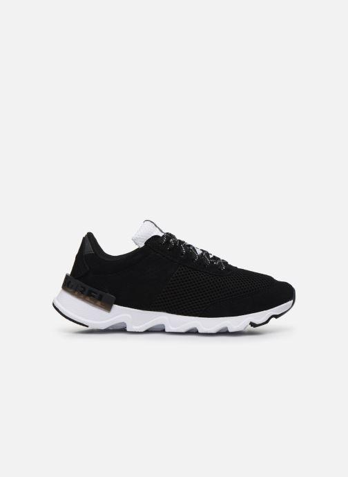 Sneaker Sorel Kinetic Lite Lace schwarz ansicht von hinten