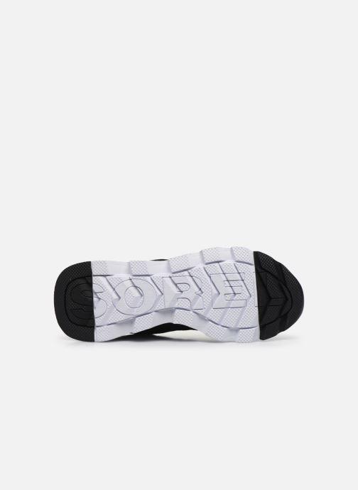 Sneaker Sorel Kinetic Lite Lace schwarz ansicht von oben