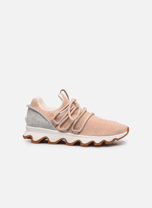 Sneakers Sorel Kinetic Lace Beige immagine posteriore
