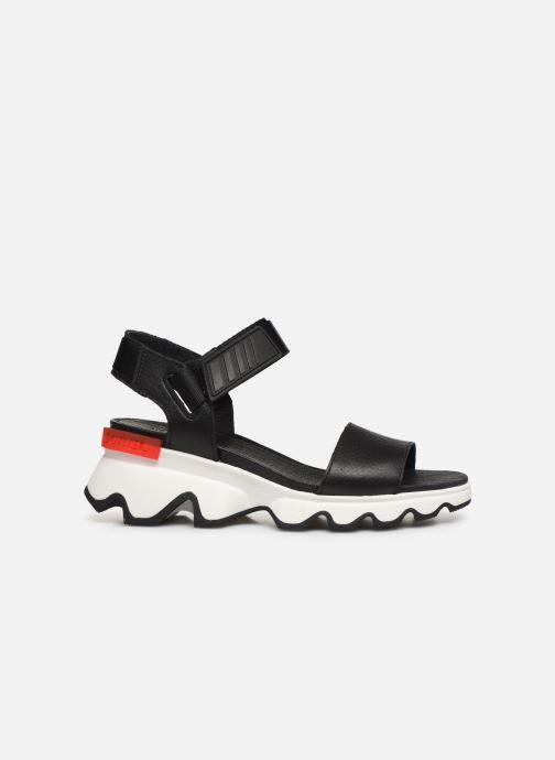 Sandales et nu-pieds Sorel Kinetic Sandal Noir vue derrière